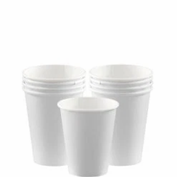 White Party Cups 266ml