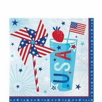 USA Paper Napkins