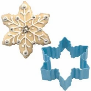 Snowflake Shape Cookie Cutter