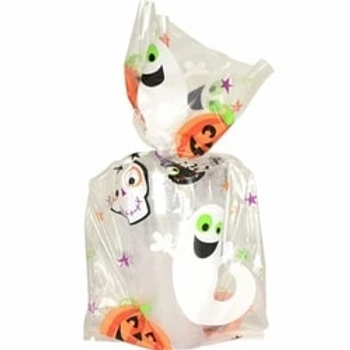 Large Halloween Cello Bags