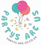 Partys Are Us Logo.webp