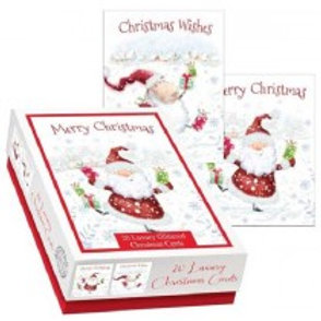 Happy Christmas Boxed Cards
