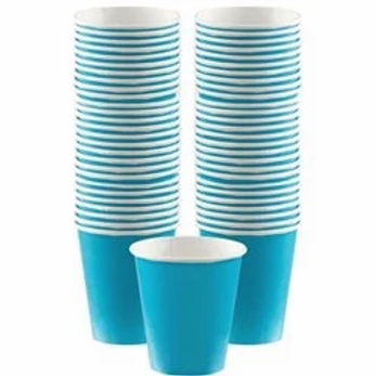 Turquoise Coffee Cups