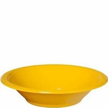 Yellow Serving Bowls