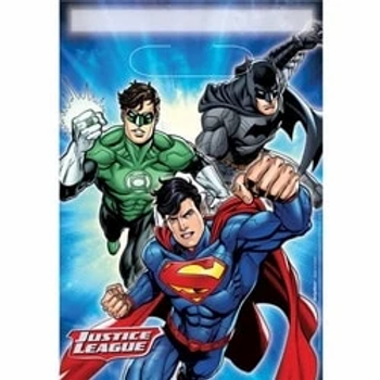 Justice League Party Bags