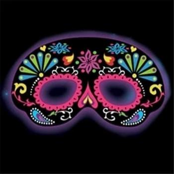 Ornamental Glow Stick Mask