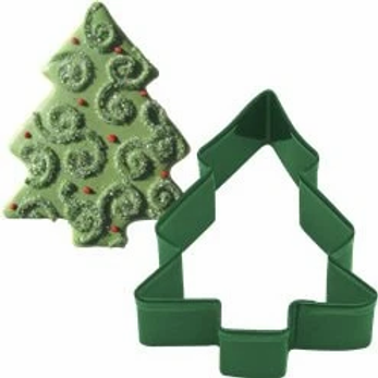 Christmas Tree Cookie Cutter Shape