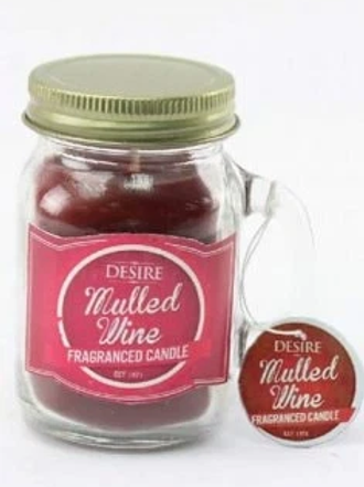 Mulled Wine Fragranced Candle