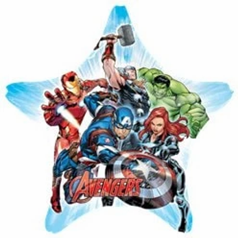 Avengers SuperShape Foil Balloon