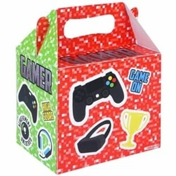 Gamer Party Boxes
