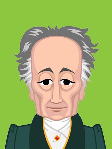 Johann Wolfgang Vin Goehe