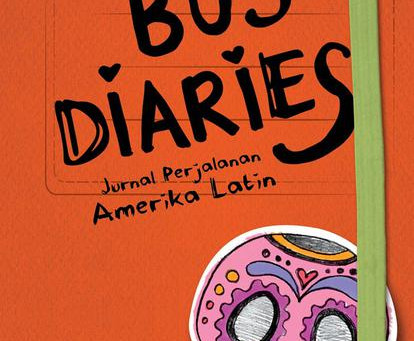 New Book: Bus Diaries by RL