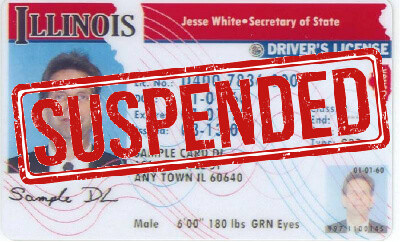What happens if I get caught driving with a suspended or revoked license?