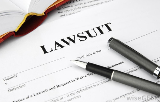 I'm being sued in Illinois, what should I do?
