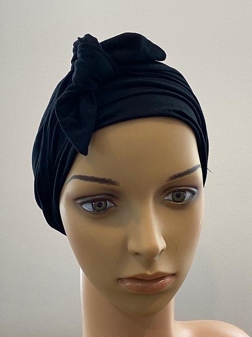 Bamboo Turban Headband Set