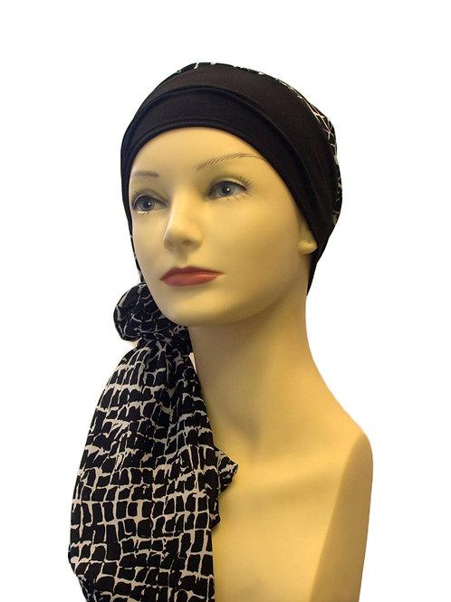 Bamboo Headband Scarf