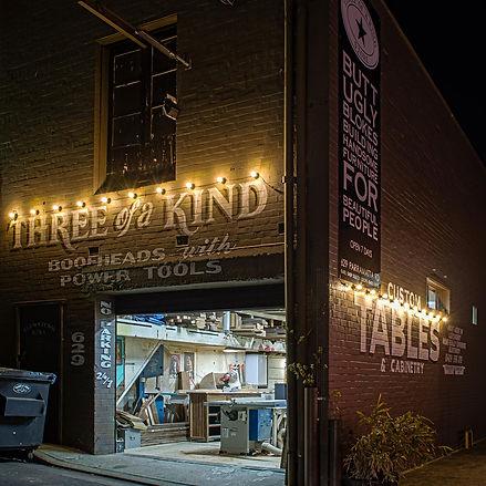Three of a Kind Furniture Workshop