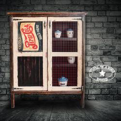 Pepsi Cola Cabinet