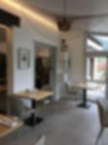 décoration restaurant l envol des saveurs crolles par la beauté-intérieurs grenoble