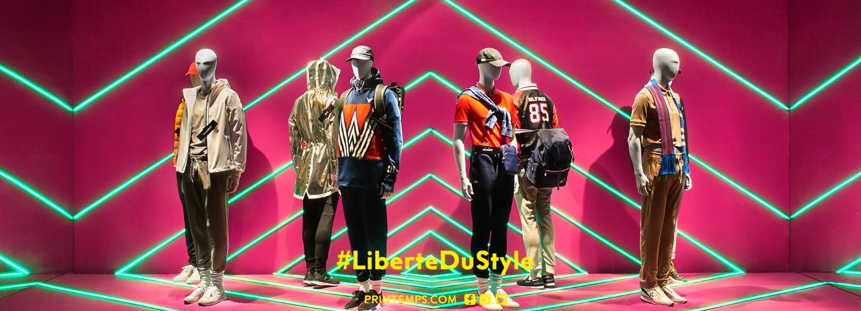 sportswear // Printemps Haussmann