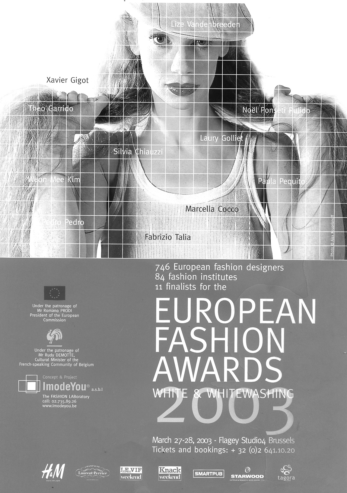 European Fashion Awards 2003