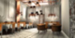 décoration boulangerie tea room paris bakery riyadh par la beauté-intérieurs grenoble