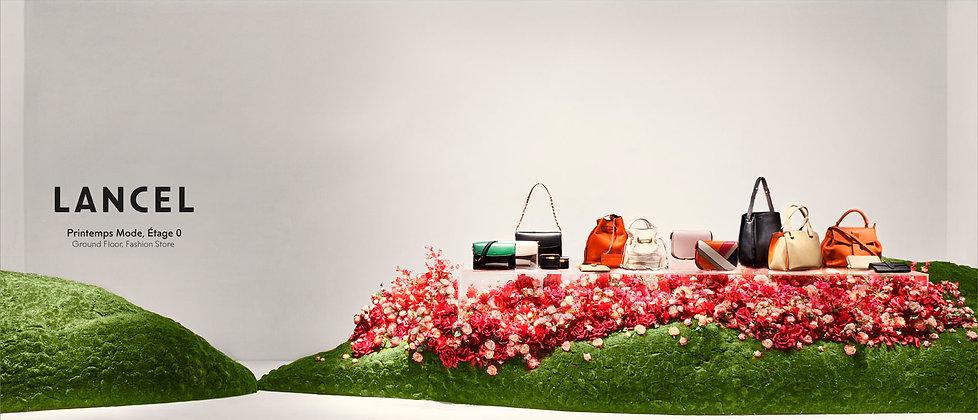création de vitrines visual merchandising décoration agencement d'intérieur la beauté-intérieurs grenoble Paris