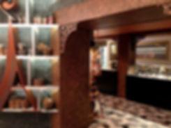 décoration boulangerie rétro chic paris bakery bucarest par la beauté-intérieurs grenoble