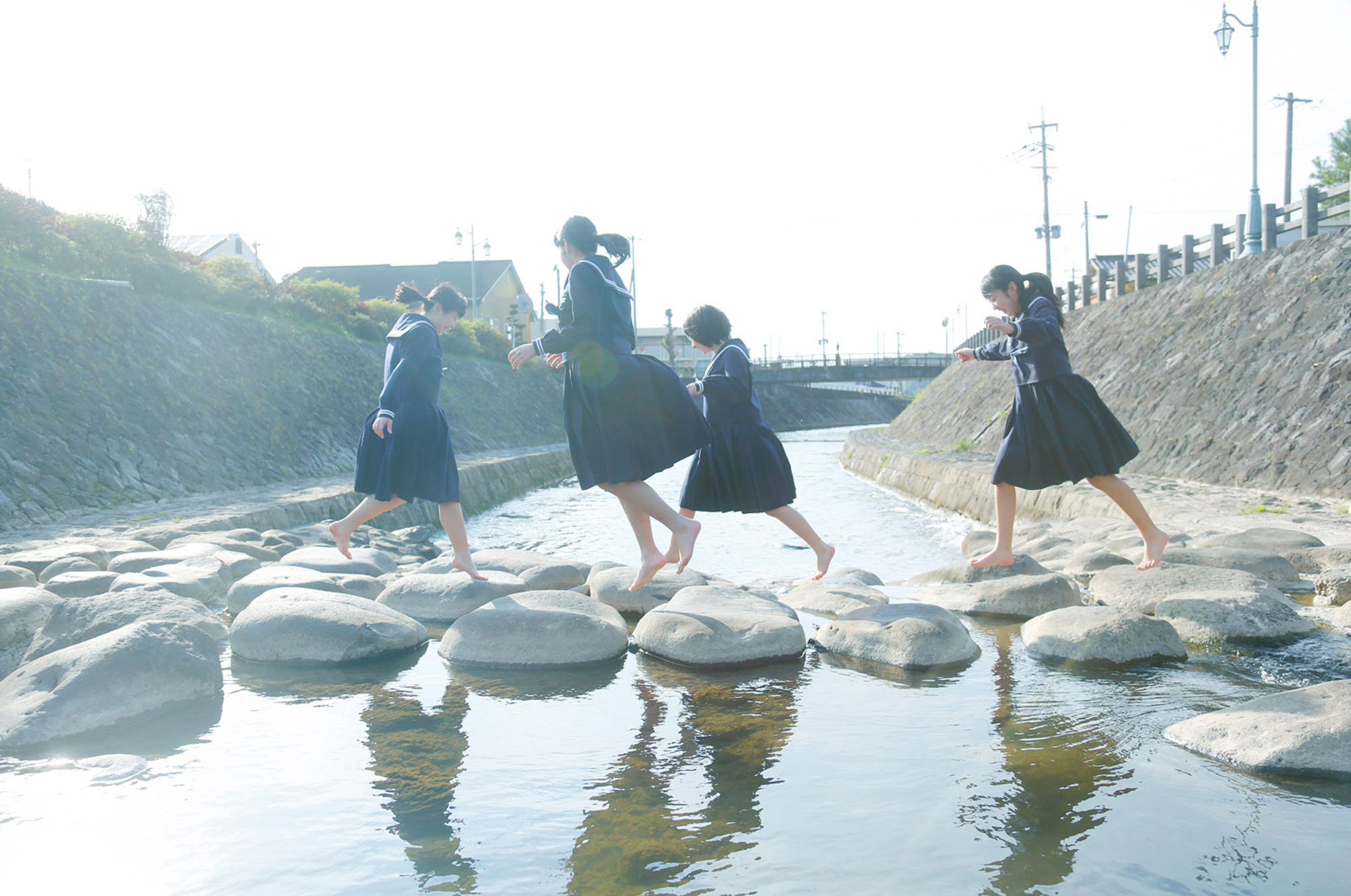 Tsunagi junior high school