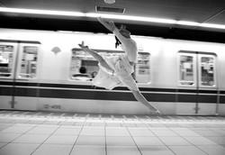 Seiko at subway