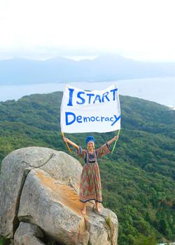 I start Democracy
