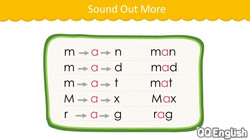 sound out more