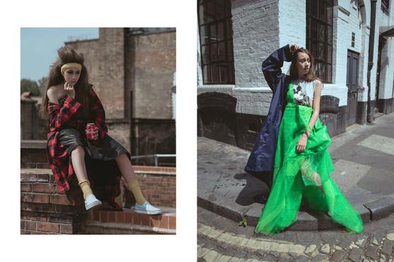 "Ladygunn Magazine ""Adolescence"" view"