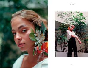 LAFFAIRE Magazine  'QUIRKY SLEEK' for L'AFFAIRE MAGAZINE
