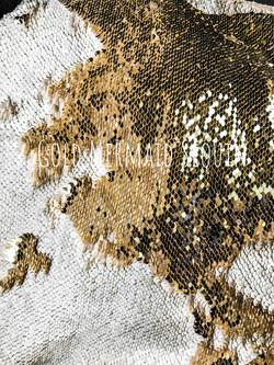 Gold/Mermaid Sequin