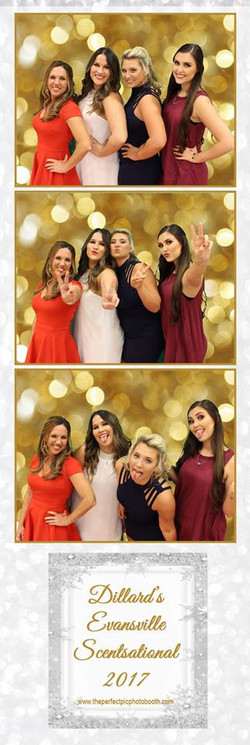 Dillards Girls gold