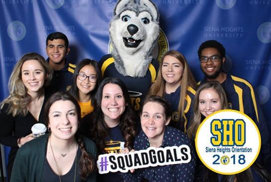 Siena Heights University SHO Days