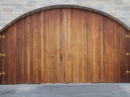 Large Wooden Doors