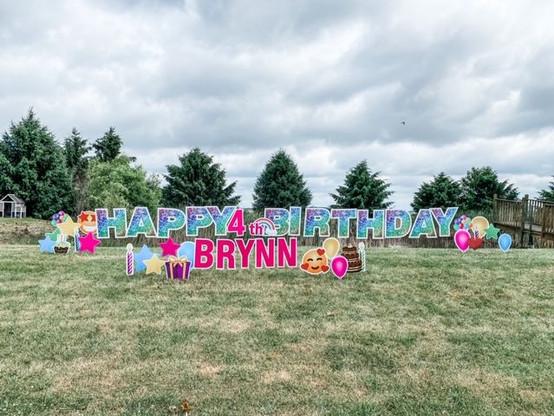 Brynn is 4