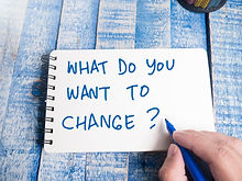 What do You Want to Change words letter,