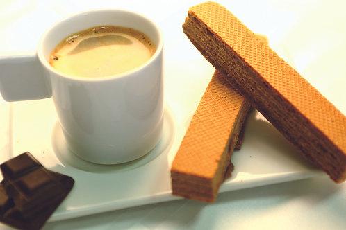 Gaufrette minceur chocolat
