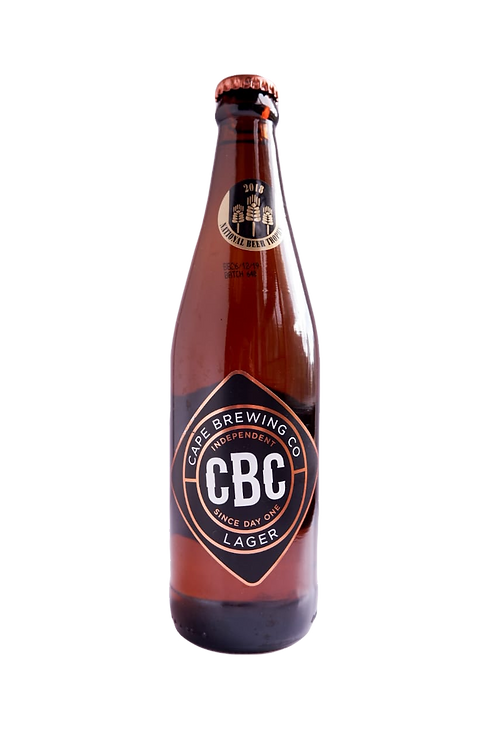 CBC Lager (4 pack)