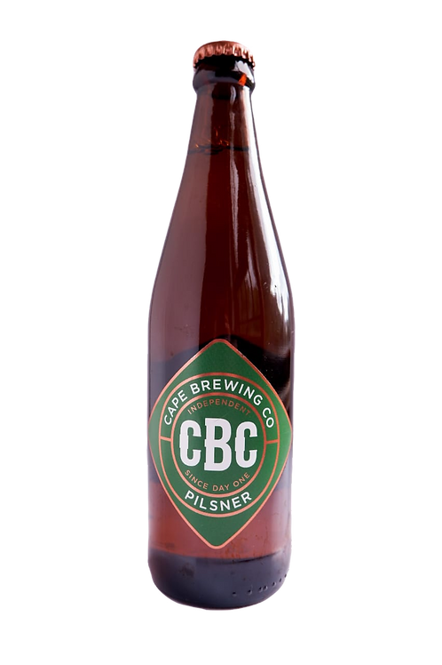 CBC Pilsner (pack of 4)