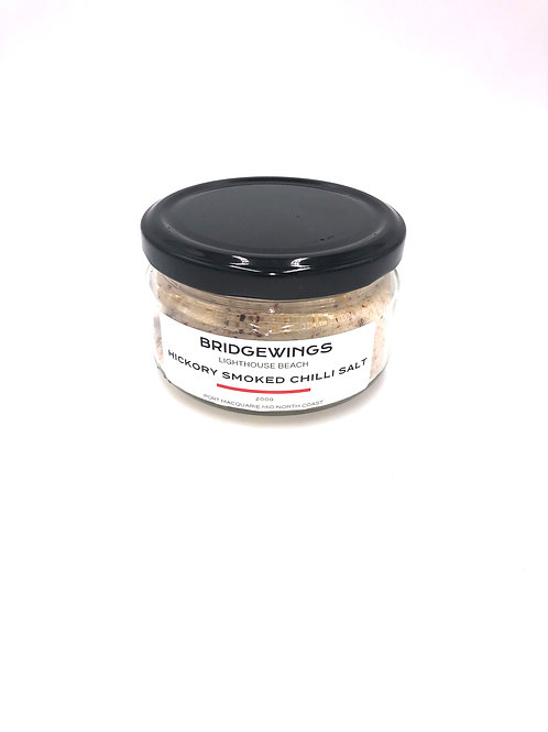 Hickory Smoked Chilli Salt 200g