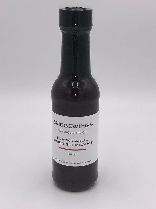 Black Garlic Worcestershire 150ml