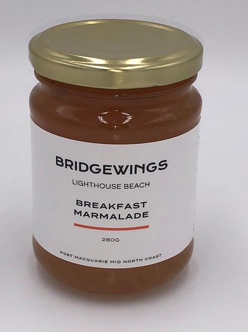 Breakfast Marmalade 280g