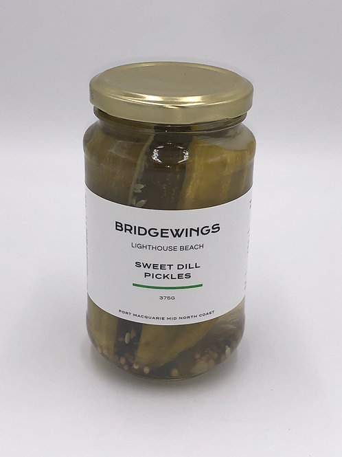 Sweet Dill Pickles 375g
