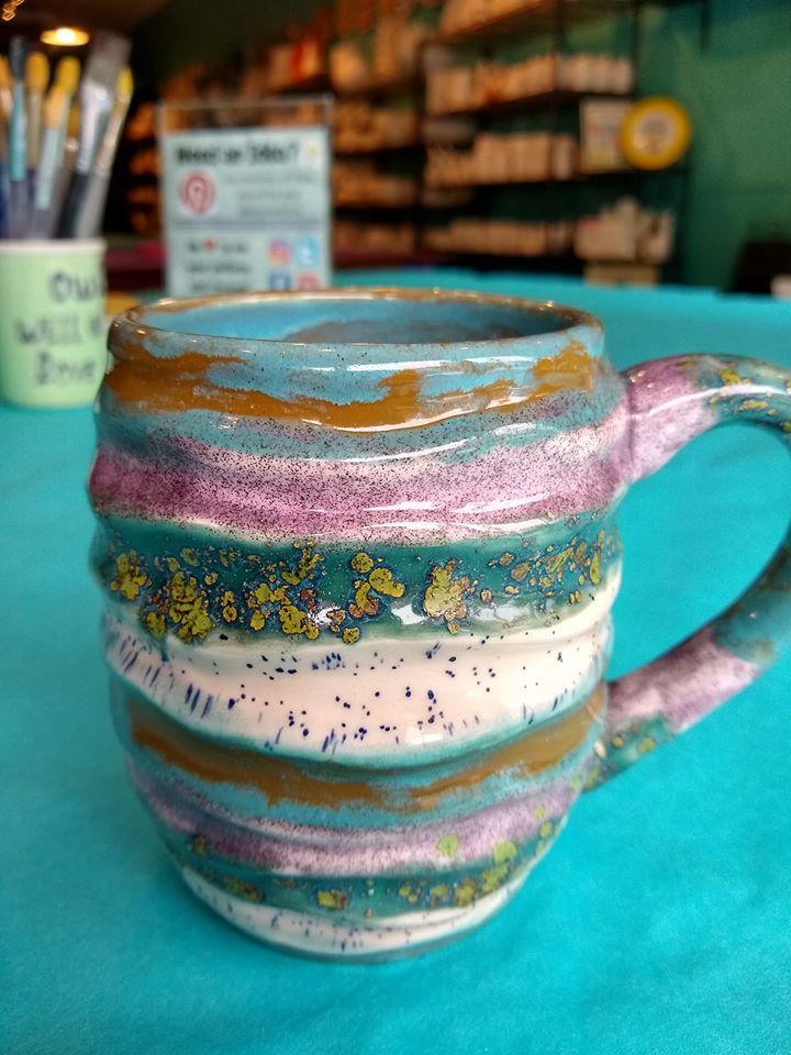 gare mug