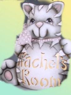Personalized Kitten