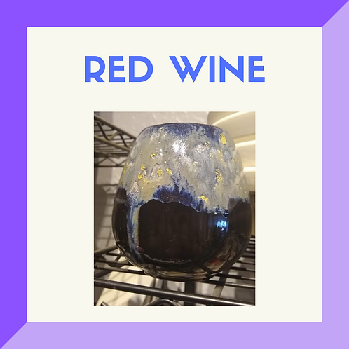 Stemless Wine Glasses, Custom Wine Glass, Custom, Tumbler, Planter